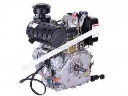 Двигатель F192FE — дизель (шпонка) (12л.с.) с электростартером