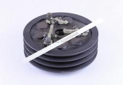 Муфта сцепления в сборе 3 ручья (мототрактор) — MFC