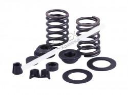 Клапанный механизм комплект (пружины, тарелки, сухари) на 2 кл. — 170D