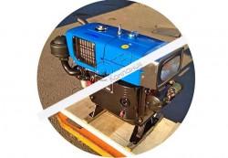 Двигатель ZH1100 — Zubr (15 л.с) с электростартером