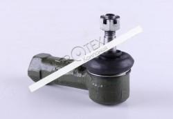 Наконечник рулевой, левая резьба М15 (конус 10 — 12mm) Xingtai 120