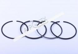 Кольца поршневые комплект KM130/138 Xingtai 24B, Shifeng 244,Taishan 24