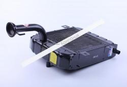 Радиатор KM130/138 Xingtai 24B, Shifeng 244,Taishan 24