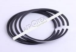 Кольца поршневые комплект Ø90 mm DL190-12 Xingtai 120