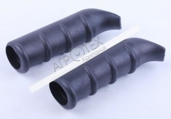 Ручки на руль резиновые (пара) — 178F/186F