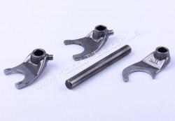 Вилки переключения передач комплект — СВ-125/150