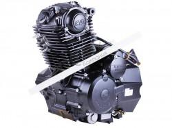 Двигатель CB 150D Minsk/Viper 150j — ZONGSHEN (оригинал)
