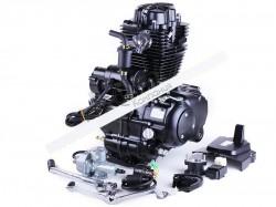Двигатель CG 250 механика (5 передач c бал. валом) CG250-B — ZONGSHEN (оригинал)