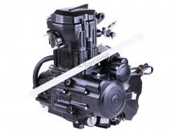 Двигатель CG 200 механика (5 передач с бал. валом, водяное охл.) — ZONGSHEN (оригинал)