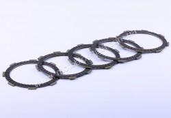 Диски сцепления комплект (5 шт.) — СВ-125/150