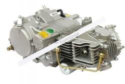 Двигатель W190 1P62FMJ X-PIT (с нижним электростартером,КПП-5, масляное охл.)