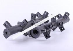 Труба под ножи активной фрезы L-500мм 12 ножей (комплект 2шт.) – Mototraktor