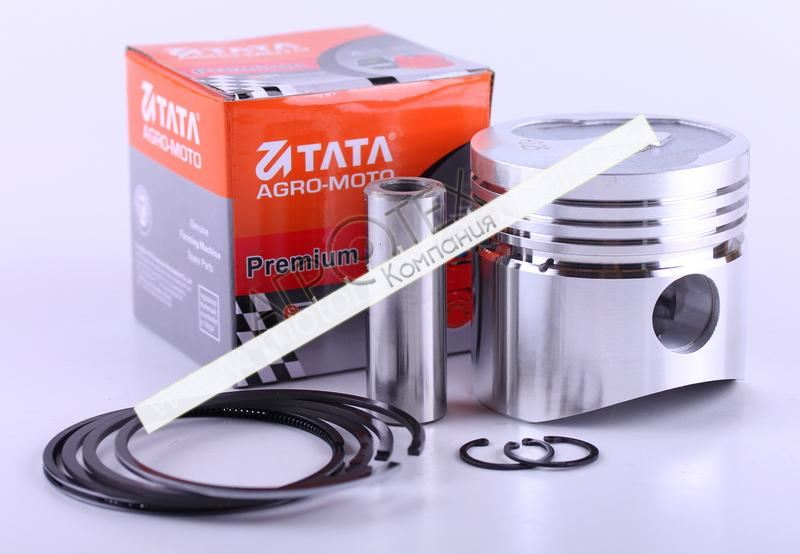 Поршневой комплект 80,25 mm (с выборкой под клапана) — 180N — Premium