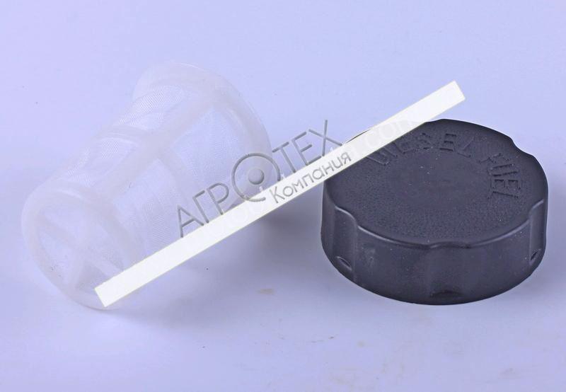 Крышка бака топливного (с сеткой) — 186F