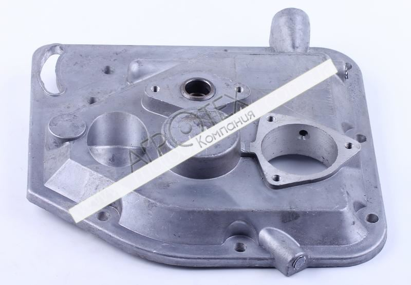Крышка блока двигателя короткая — 180N