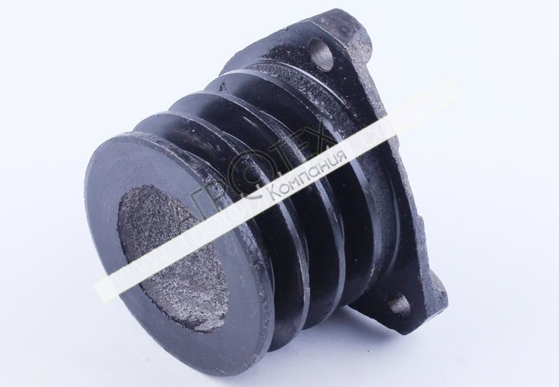Шкив ремня 3х ручейный O100mm — 180N