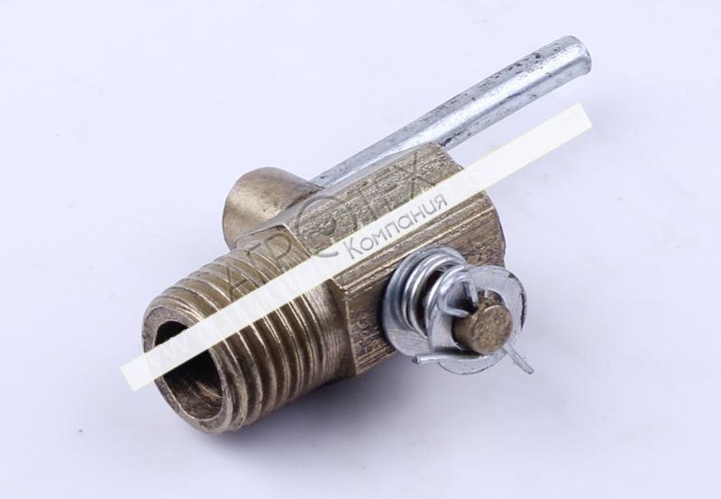 Кран головки слива охлажд.жидкости — 190N