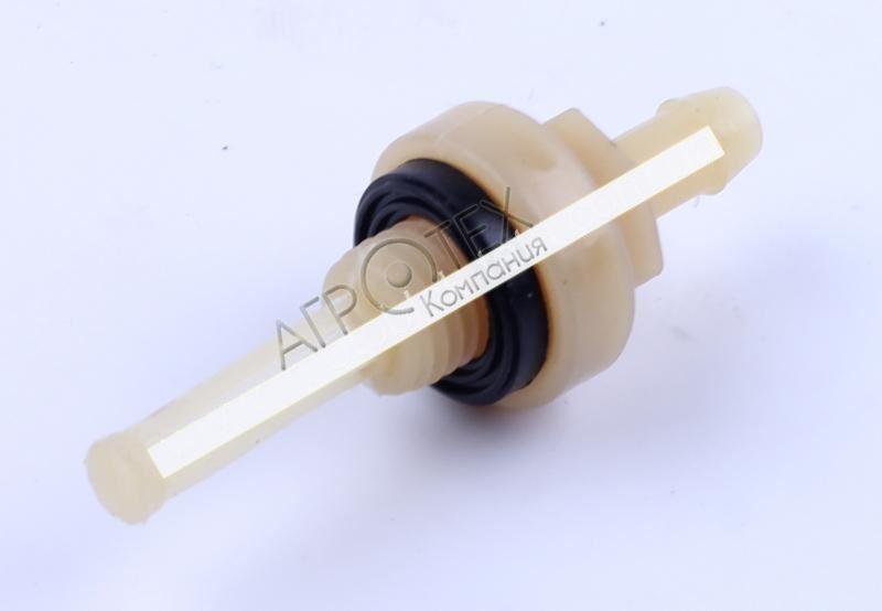 Фильтрующий элемент воздушного фильтра (внутри бака) — 168F