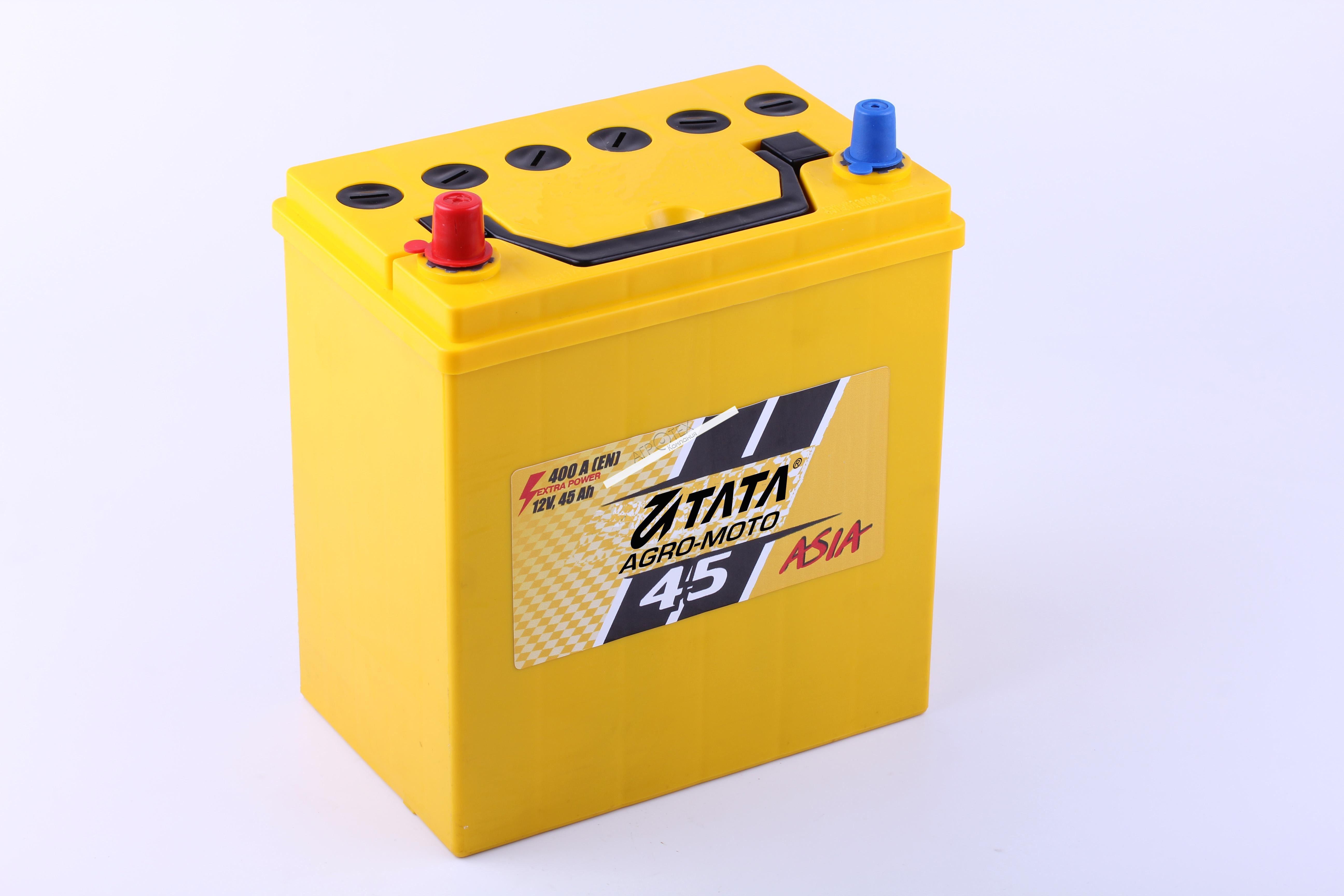 Аккумулятор 45 Ah/12v — 178F/186F