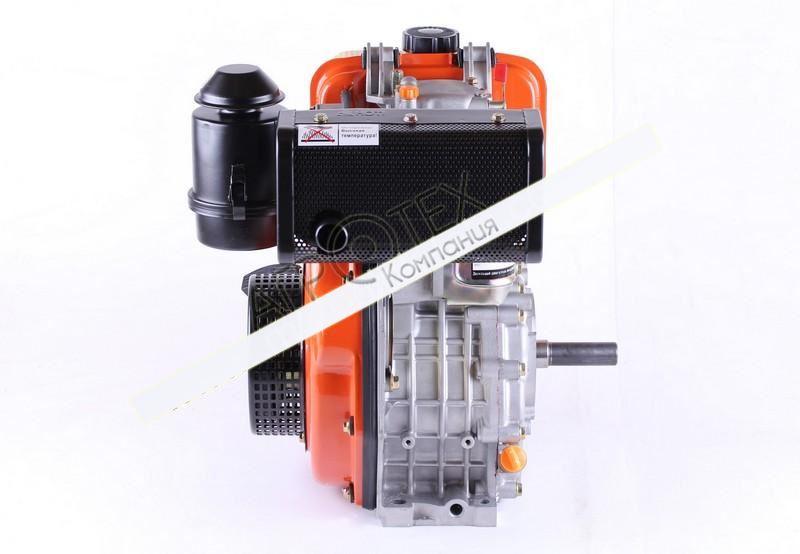 Двигатель 178F — (под шпонку Ø25 mm) (6 л.с.)