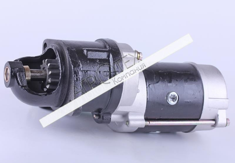 Стартер электрический Z-11 (посадка O75 mm) — 195N