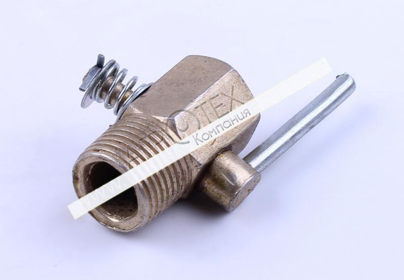 Кран головки слива охлаждающей жидкости — 195N