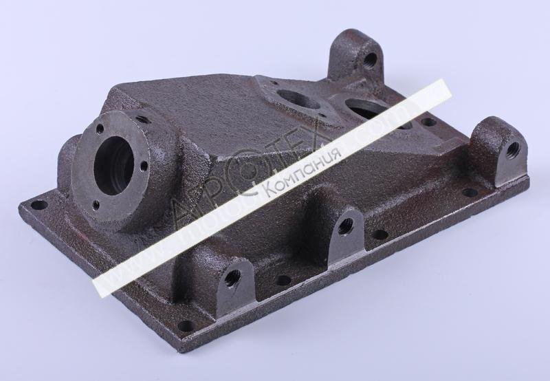 Крышка верхняя корпуса КПП (2 отверстия) — КПП/6