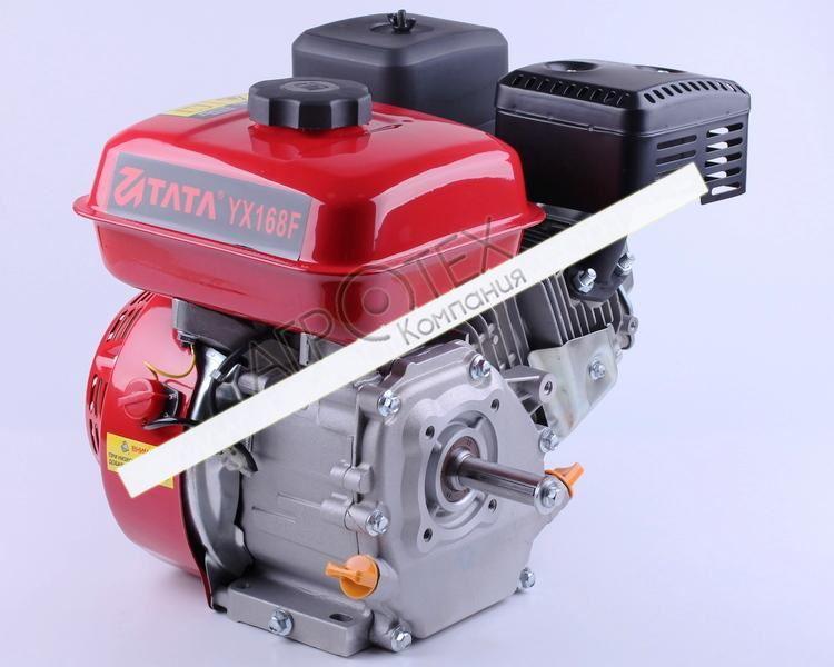 Двигатель 170F — (под шпонку Ø19 mm) (7 л.с.)