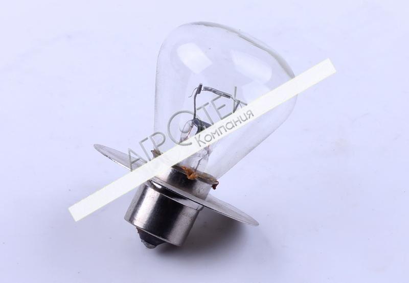 Лампа фары с юбкой (ZUBR original) — 180N-195N