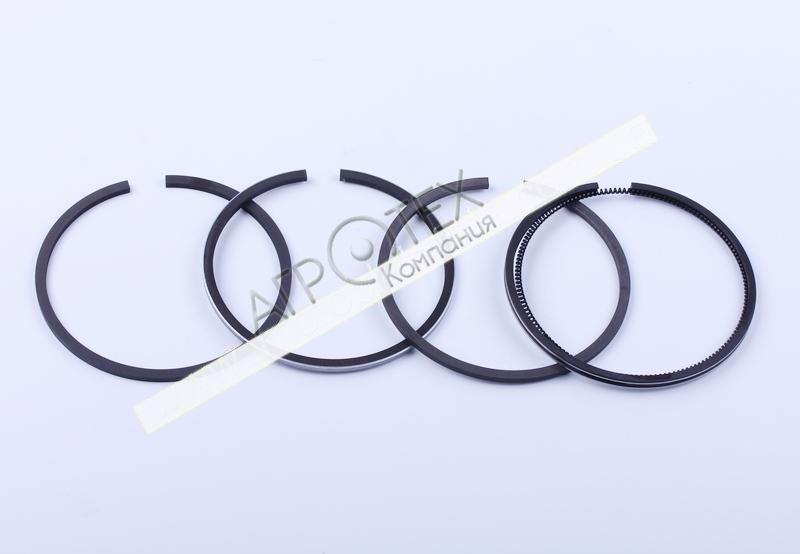 Кольца поршневые O80 mm (комплект на 1 поршень) LL380 (Jinma 200/204, Булат 200/204)