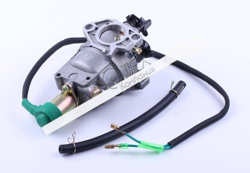 Карбюратор с электроклапаном — 188F
