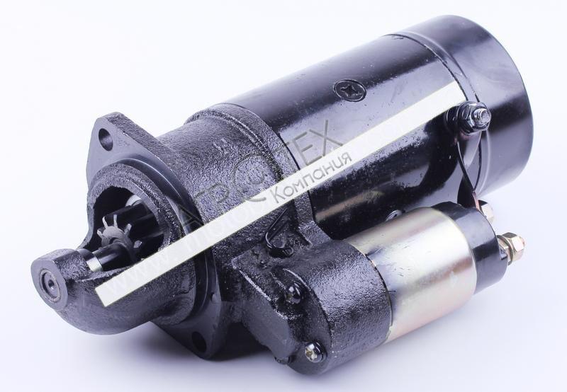 Стартер электрический Z-11 12V 2.0KW — ZS/ZH1100