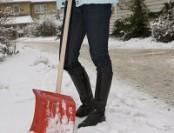 Снеговые лопаты для уборки - их виды