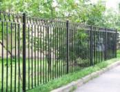 Металлический забор – как оптимальное средство ограждения участка