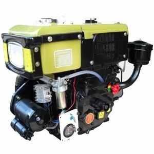 Дизельные двигатели с водяным охлаждением