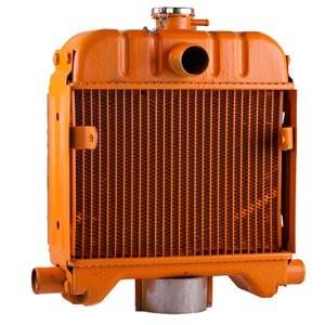 Радиаторы на минитрактора